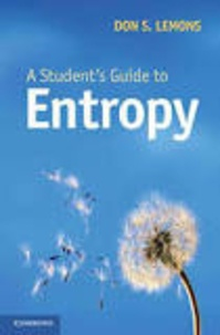 Ucareoutplacement.be A Student's Guide to Entropy Image
