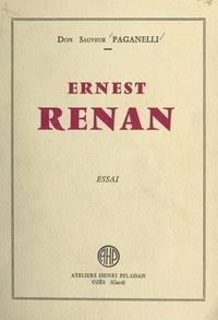 Don Sauveur Paganelli - Ernest Renan.