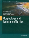 Donald B Brinkman et Patricia A Holroyd - Morphology and Evolution of Turtles - Proceedings of the Gaffney Turtle Symposium (2009) in Honor of Eugene S. Gaffney.