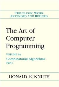 The Art of Computer Programming - Volume 4A: Combinatorial Algorithms 1.pdf