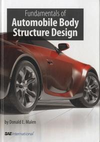Donald E Malen - Fundamentals of Automobile Body Structure Design.