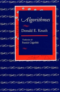 Donald Ervin Knuth - Algorithmes.