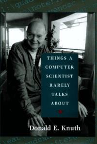 Donald Ervin Knuth - .