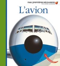 Donald Grant et  Gallimard Jeunesse - L'avion.
