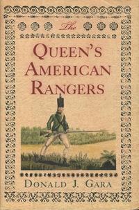 Donald-J Gara - The Queen's American Rangers.