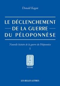 Deedr.fr Nouvelle histoire de la guerre du Péloponnèse - Tome 1, Le déclenchement de la guerre Image