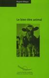 Donald M. Broom et Elisabeth de Fontenay - Le bien-être animal.