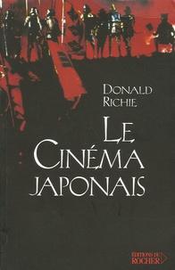 Donald Richie - Le cinéma japonais.