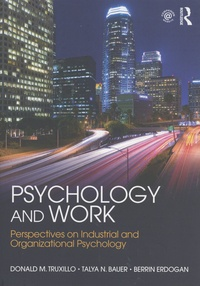 Deedr.fr Psychology and Work - Perspectives on Industrial and Organizational Psychology Image