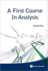 A First Course in Analysis.pdf