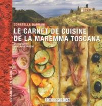 Le Carnet de cuisine de la Maremma toscana - Accords mets-vin Viviana.pdf