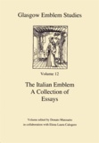 Donato Mansueto - The Italian Emblem - A Collection of Essays.
