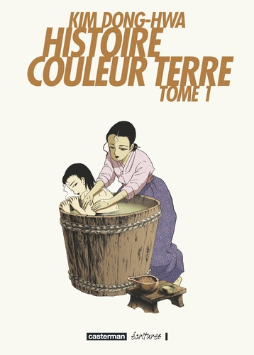 Dong-hwa Kim - Histoire Couleur Terre Tome 1 : .