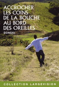 Accentsonline.fr Accrocher les coins de la bouche au bord des oreilles Image