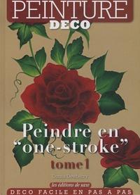 "Donna Dewberry - Peindre en ""one stroke"" - Tome 1."