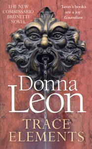 Donna Leon - Trace elements.
