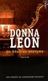 Donna Leon - Un Vénitien anonyme.