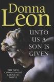 Donna Leon - Unto Us a Son Is Given.
