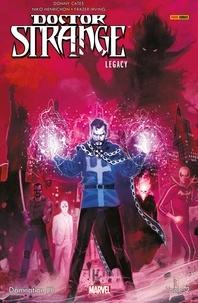Donny Cates - Doctor Strange Legacy (2018) T02 - Damnation (II).