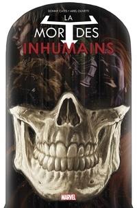 Donny Cates et Ariel Olivetti - Inhumans  : La mort des inhumains.
