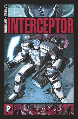 Donny Cates et Dylan Burnett - Interceptor.