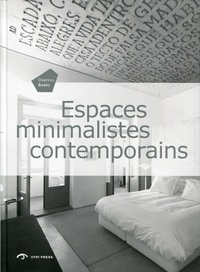 Dopress Books - Espaces minimalistes contemporains.