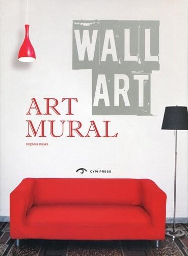 Dopress Books - Wall Art - Art mural.