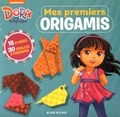 Dora and Friends - Mes premiers Origamis - 15 pliages, 30 feuilles d'origamis.
