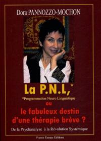 Deedr.fr La PNL, ou le fabuleux destin d'une thérapie brève ? - De la Psychanalyse à la Révolution Systémique Image