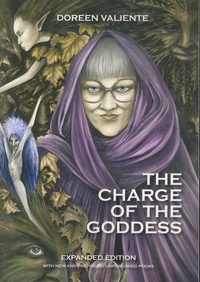 Doreen Valiente - The Charge of the Goddess - The Poetry of Doreen Valiente - Expanded Edition.