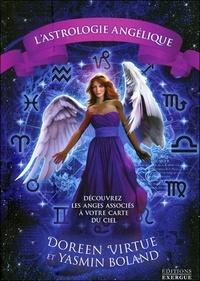 Deedr.fr Astrologie angélique - Découvrez les anges qui sont associés à votre carte du ciel Image