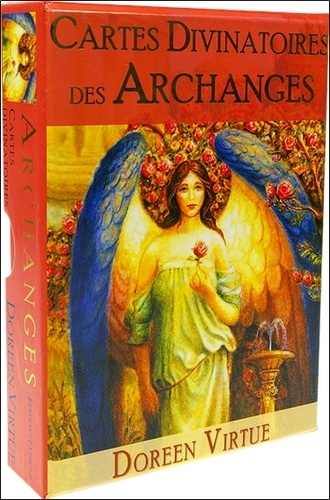 Doreen Virtue - Cartes Divinatoires des Archanges.