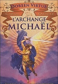 Doreen Virtue - Cartes oracle L'archange Michaël - 44 cartes et un livret d'interprétation.
