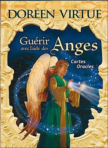 Doreen Virtue - Guérir avec l'aide des anges - Cartes oracles.