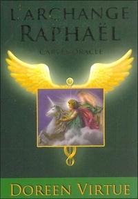 Doreen Virtue - L'archange Raphaël - Cartes oracles.