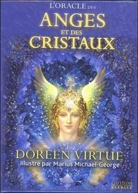 Lire des livres animorphes en ligne gratuit sans téléchargement L'oracle des anges et des cristaux  - Avec 44 cartes  in French 9782361882648