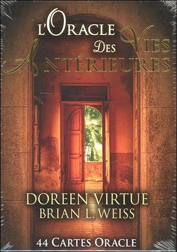 Doreen Virtue et Brian L. Weiss - L'oracle des vies antérieures - 44 cartes oracle.