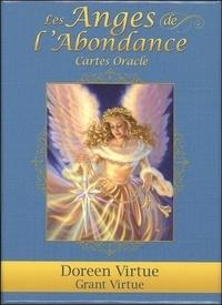 Doreen Virtue et Grant Virtue - Les anges de l'abondance - Cartes Oracle.