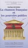 Dorian Kelberg et Jean-Marie Pontier - La chanson française et les pouvoirs publics (2).