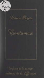 Dorian Paquin - Contumax.