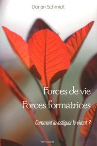 Galabria.be Forces de vie, forces formatrices - Fondements méthodologiques pour une étude du vivant Image