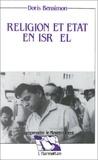 Doris Bensimon - Religion et Etat en Israël.
