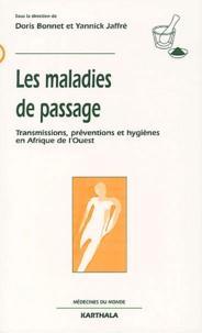 Accentsonline.fr Les maladies de passage - Transmissions, préventions et hygiènes en Afrique de l'Ouest Image