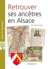 Doris Kasser-Freytag - Retrouver ses ancêtres en Alsace.