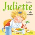 Doris Lauer - Juliette à la cantine - Avec une serviette de table.