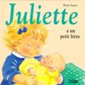 Doris Lauer - Juliette a un petit frère.