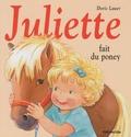 Doris Lauer - Juliette fait du poney.