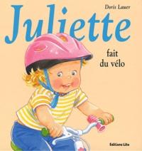 Juliette fait du vélo - Doris Lauer |