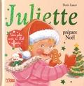Doris Lauer - Juliette prépare Noël - Avec une jolie carte de Noël.