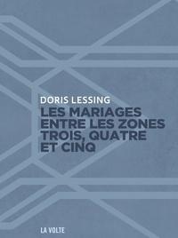 Doris Lessing - Canopus dans Argo : archives Tome 2 : Les mariages entre les zones trois, quatre et cinq - Tels que narrés par les chroniqueurs de la zone trois.